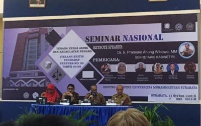 """National Seminar """"Expatriate and State Sovereignty"""""""